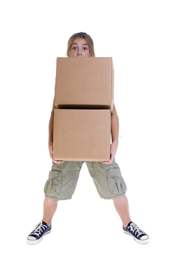 Mover-se foto de stock
