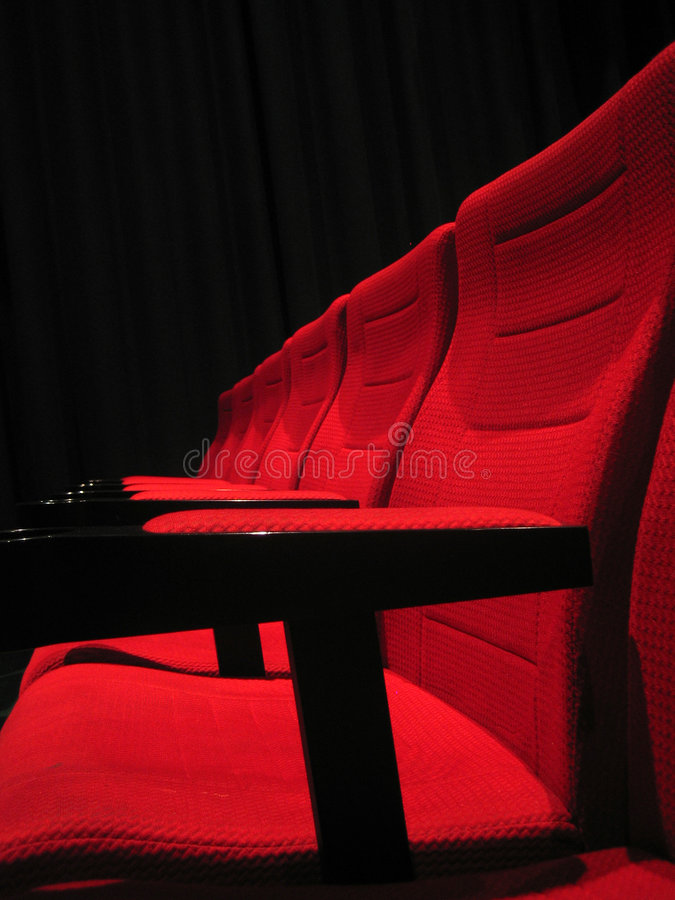 Download Movie stock photo. Image of chairs, movie, cinema, seats - 1268918