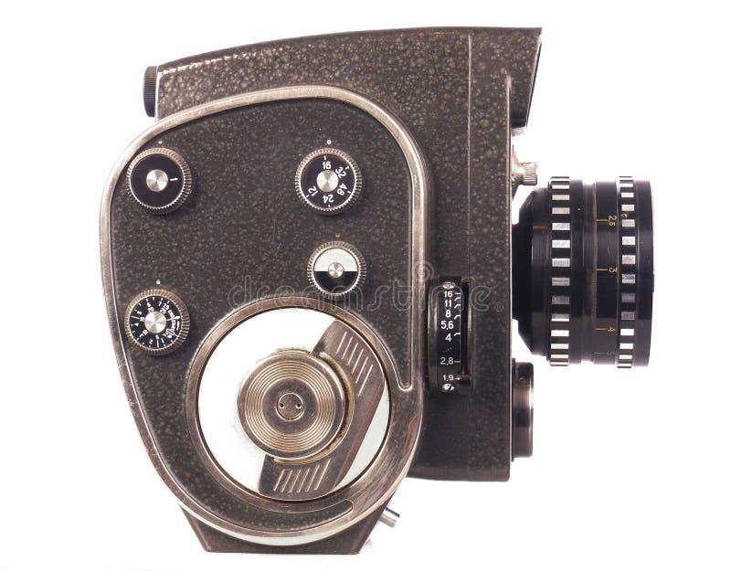 Movie camera; royalty free stock photography