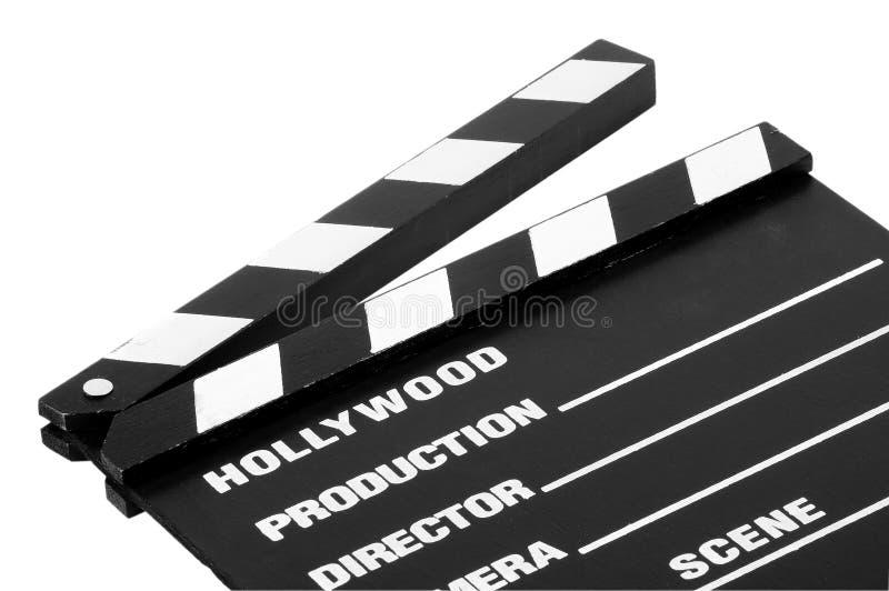 Movie Clapboard royalty free stock photos