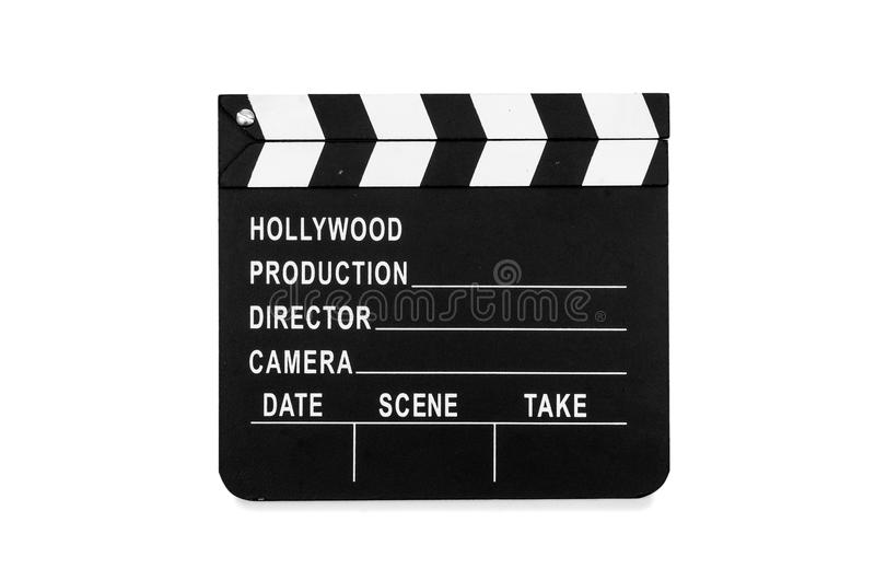 Download Movie clapper board stock image. Image of clap, chalkboard - 29057807