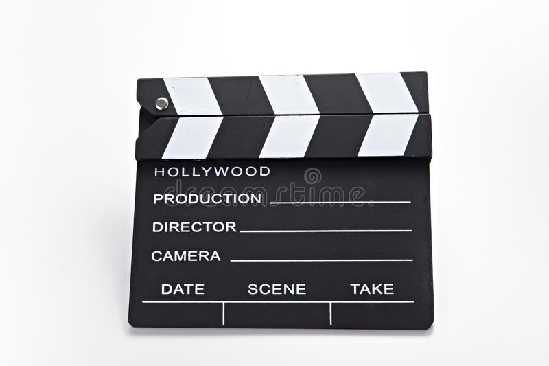 movie clip stock photo
