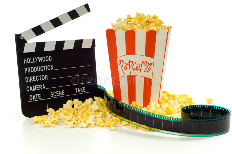 Download Movie, Entertainment Industry Stock Photos - Image: 3501653