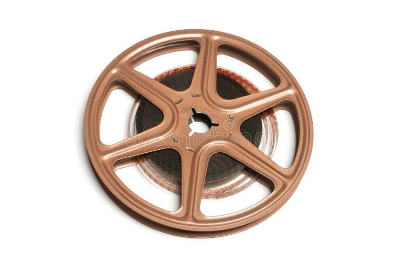 Movie Film Reel Royalty Free Stock Photo