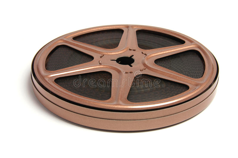 Download Movie Film Reel stock photo. Image of background, roll - 13599566