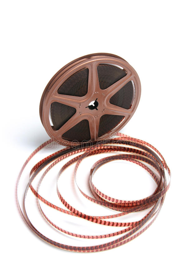 Download Movie Film Reel stock photo. Image of film, object, entertainment - 13599568