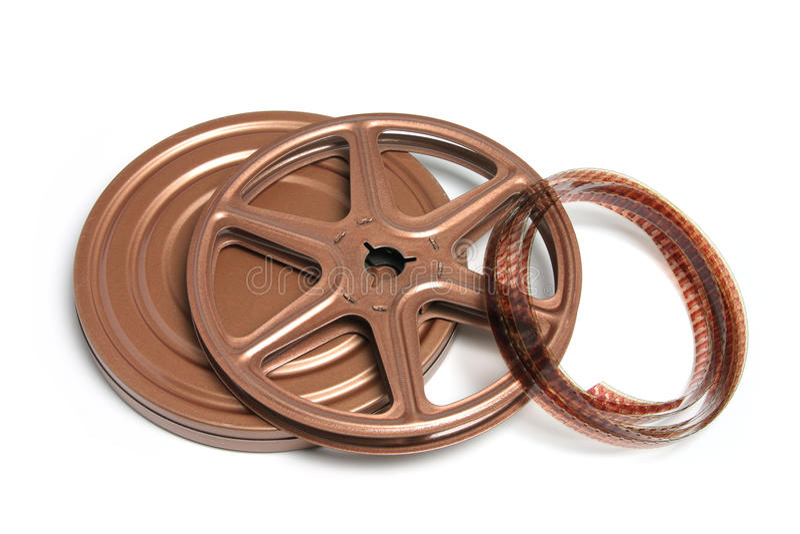 Download Movie Film Reel Stock Photo - Image: 13948200