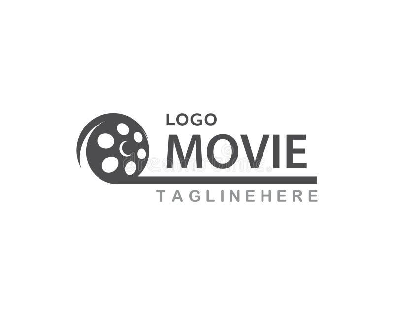 Movie logo vector vector illustration