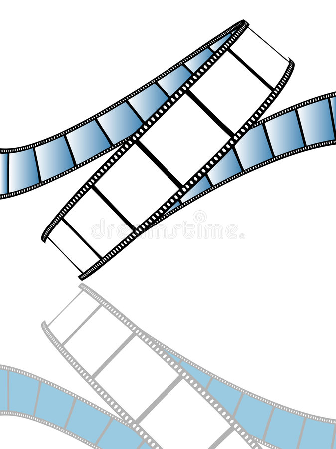Download Movie/photo film stock vector. Image of final, closeup - 6546191