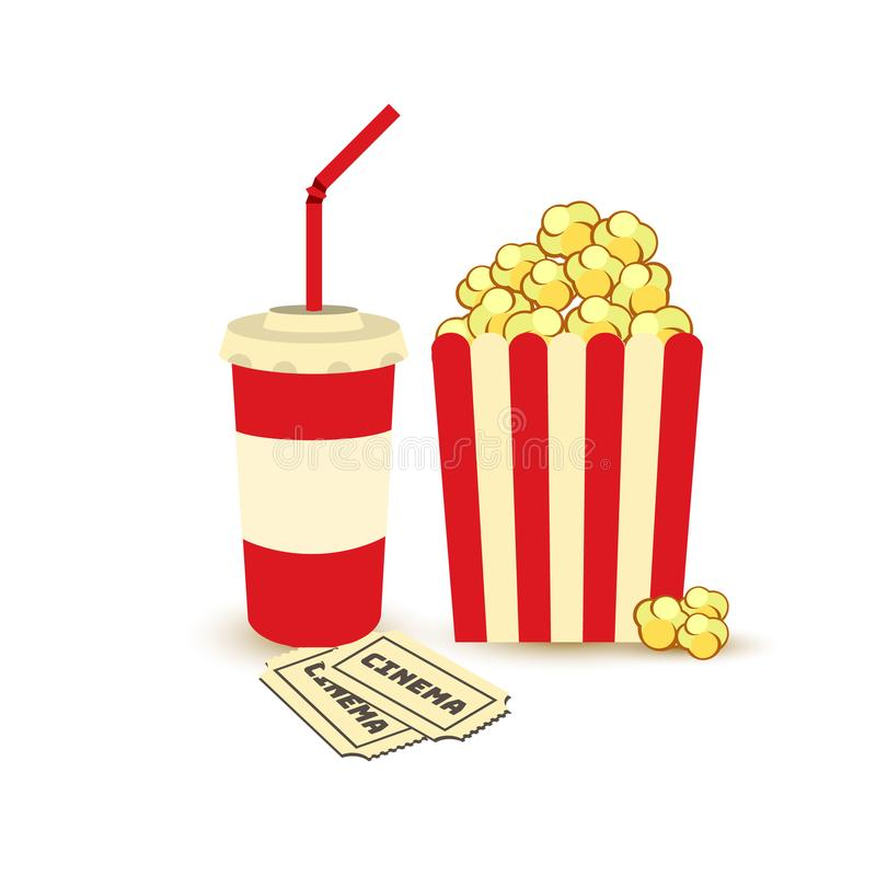 Movie poster template popcorn soda takeaway cinema tickets download movie poster template popcorn soda takeaway cinema tickets cinema design elements pronofoot35fo Image collections
