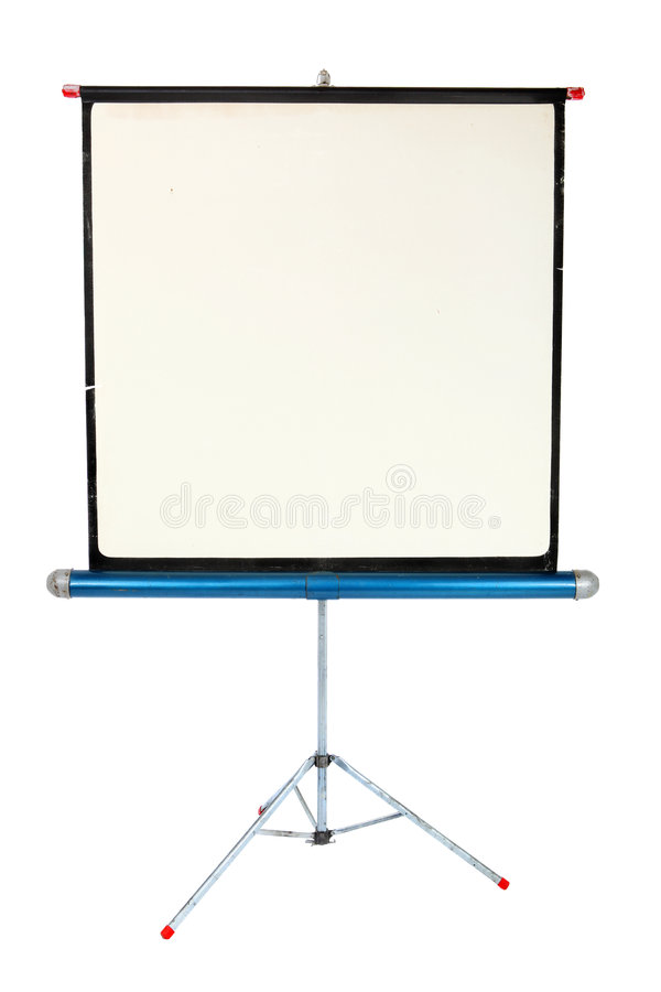 Free Movie Projector Screen Royalty Free Stock Photos - 7959958