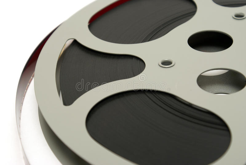 Movie Reel stock photos