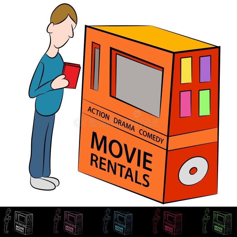 Movie Rental Machine