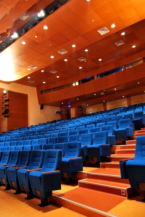 Free Movie Theater Seats Stock Image - 8968521