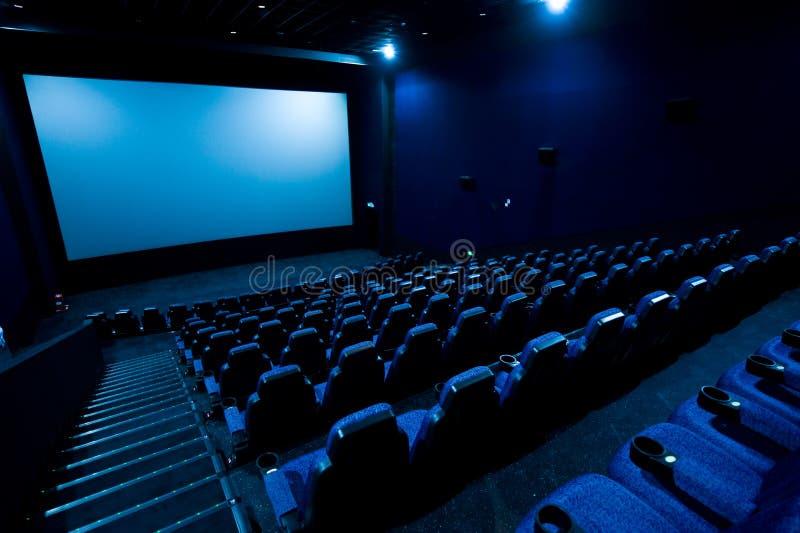 Movie theatre stock photos