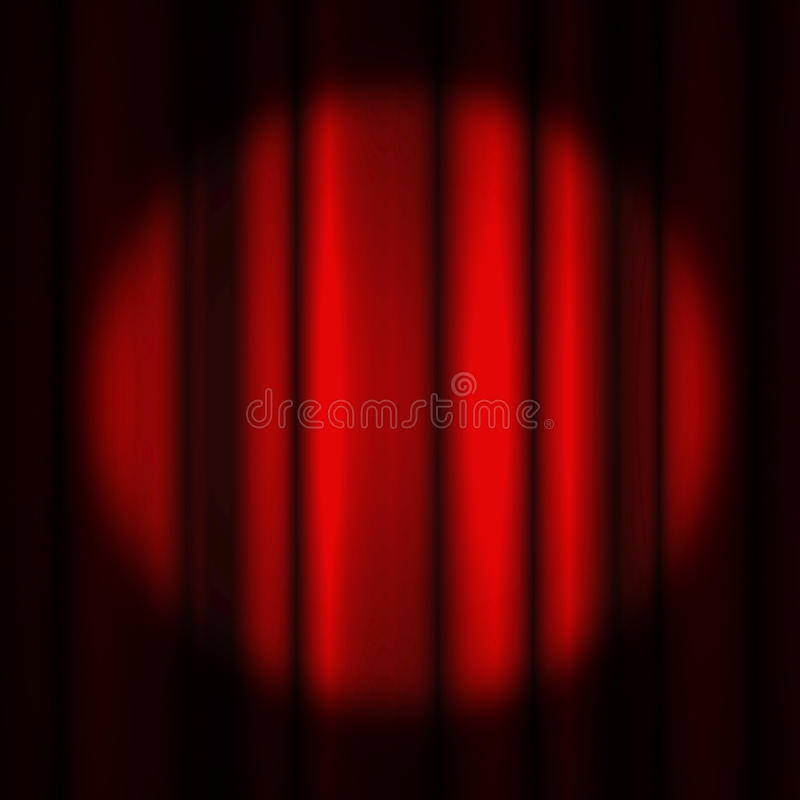 Download Movie or theatre curtain stock illustration. Image of graphic - 23063018