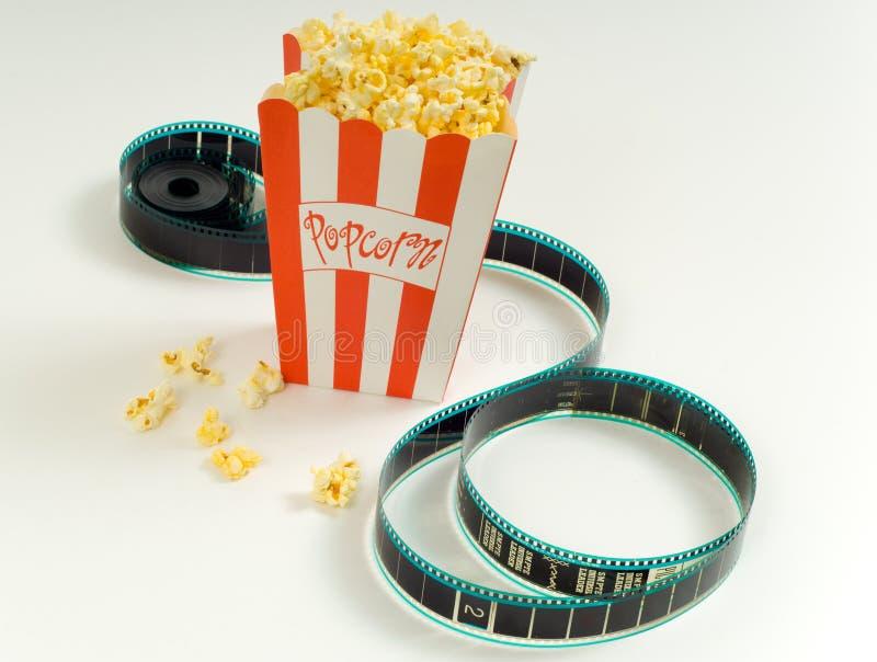 At the Movies royalty free stock photos