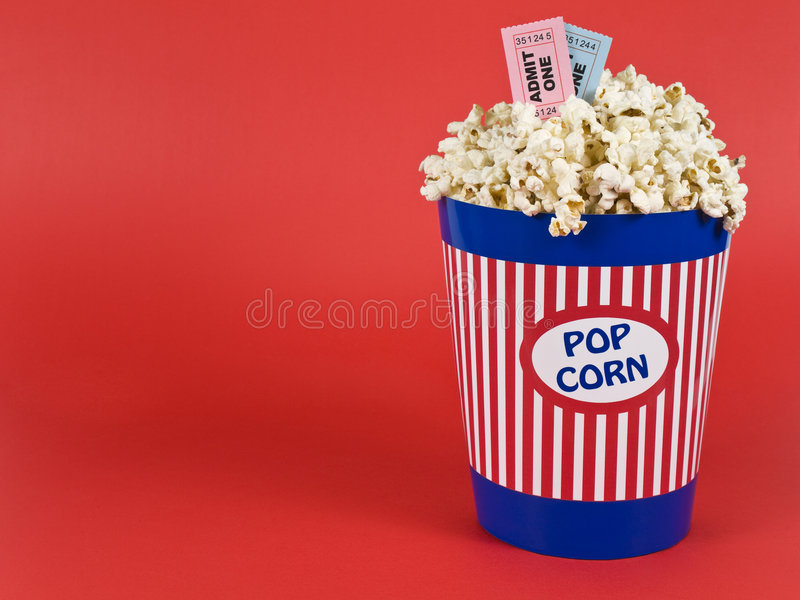 Download Movies for two stock image. Image of container, horizontal - 8639745