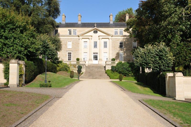 Movimentação da mansão imagens de stock royalty free