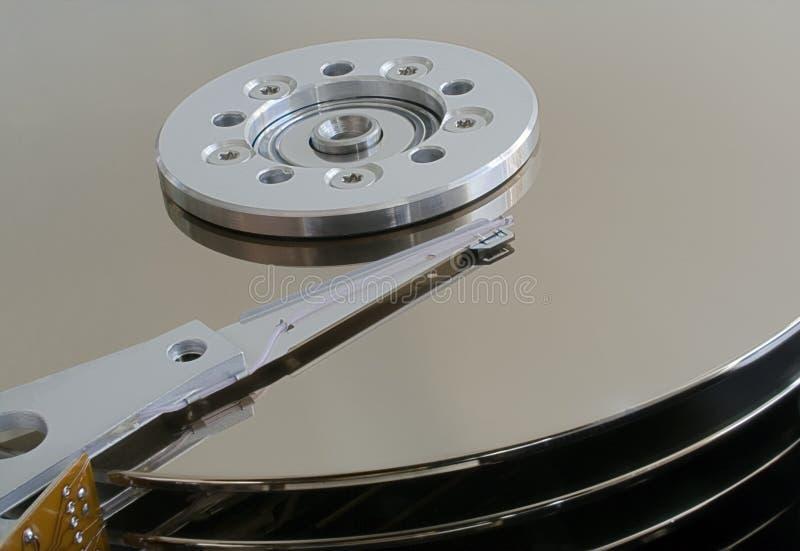 Movimentação de disco fotografia de stock