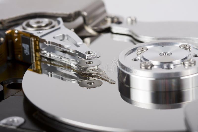 Movimentação de disco duro foto de stock