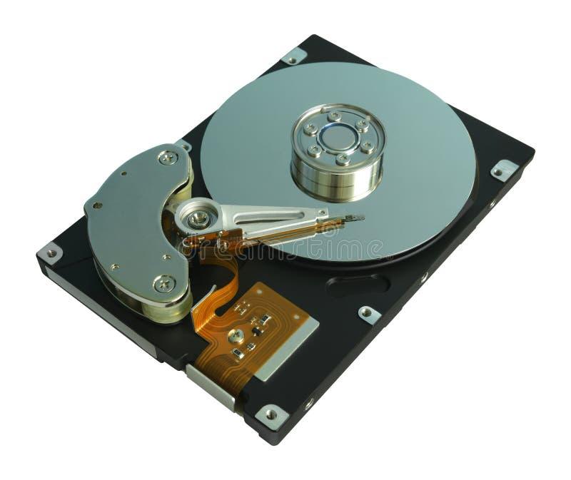 Movimentação do disco rígido imagens de stock