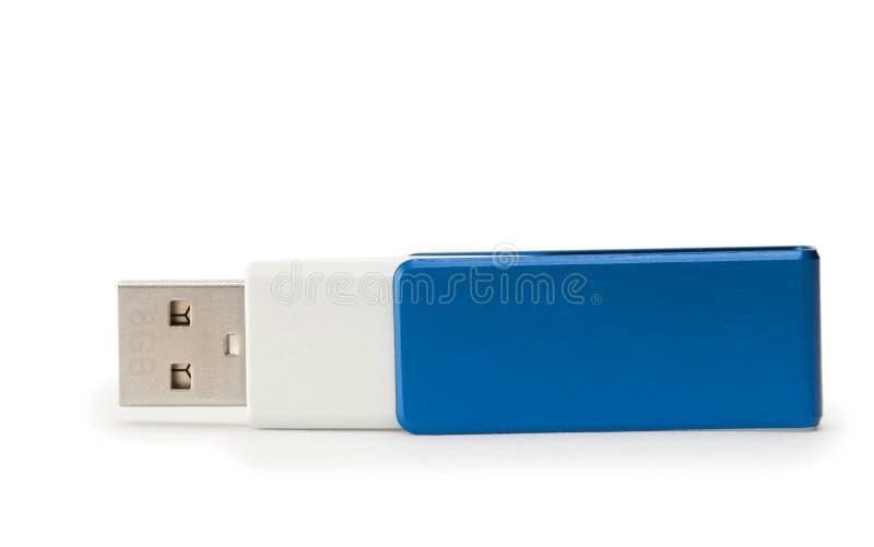 Movimentação do flash do USB foto de stock royalty free