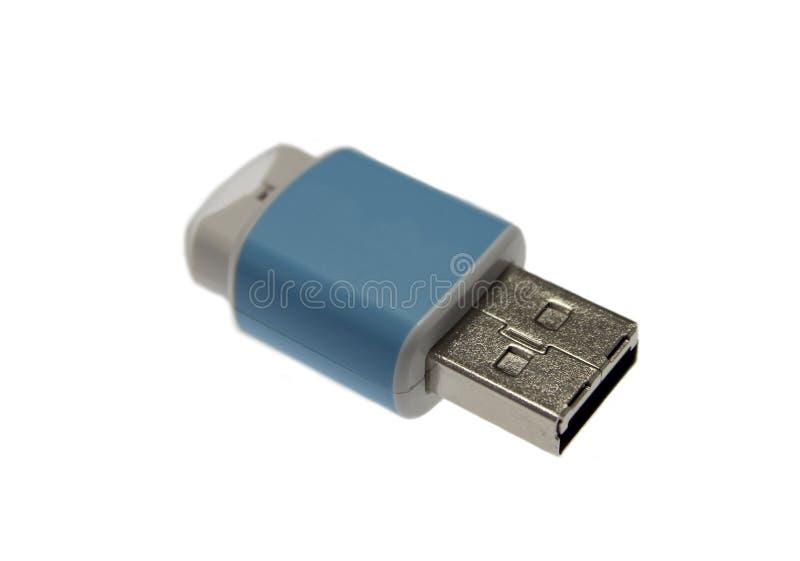 Movimentação do flash do USB imagem de stock royalty free
