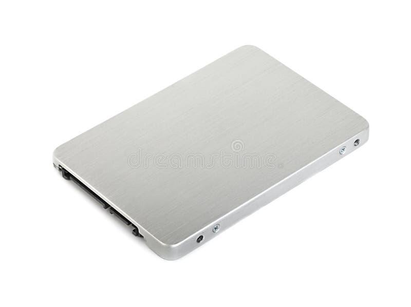 Movimentação do SSD imagem de stock