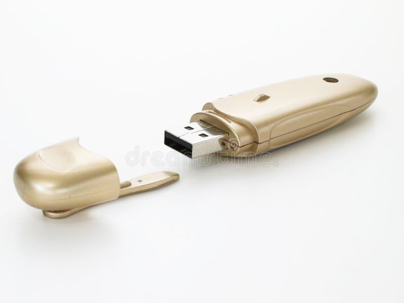 Download Movimentação do USB foto de stock. Imagem de duro, porta - 103140