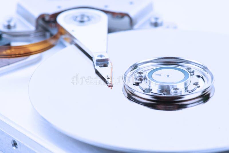 Movimentação dura do computador imagens de stock