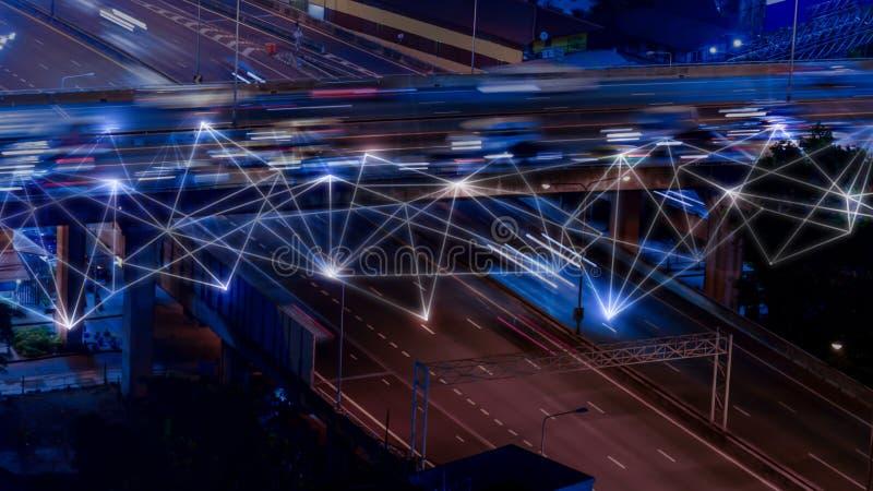 Movimento de pessoas em Londres como conceito de rede e RH imagens de stock royalty free