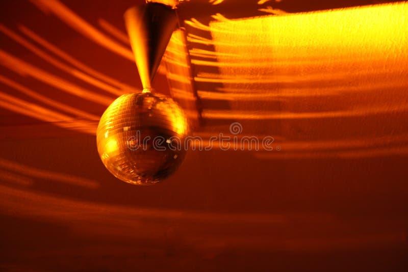 Movimento do disco foto de stock