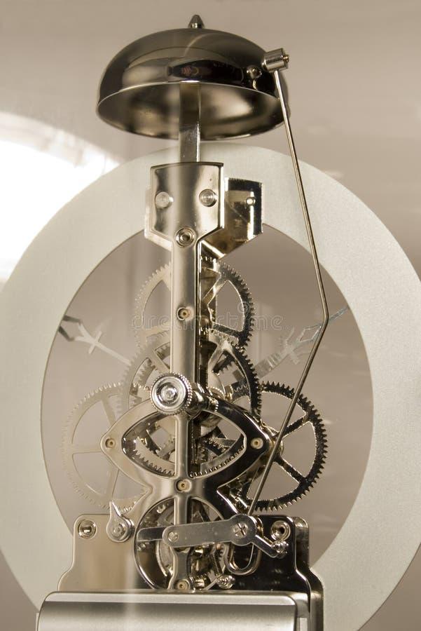 Movimento a orologeria fotografie stock libere da diritti