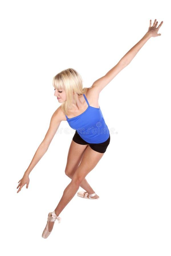 Movimentos da dança imagens de stock