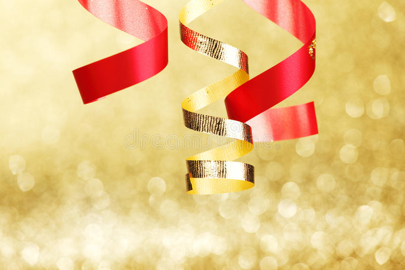 Movimiento del oro doble foto de archivo libre de regalías