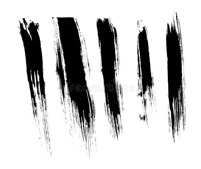 Movimientos del cepillo libre illustration