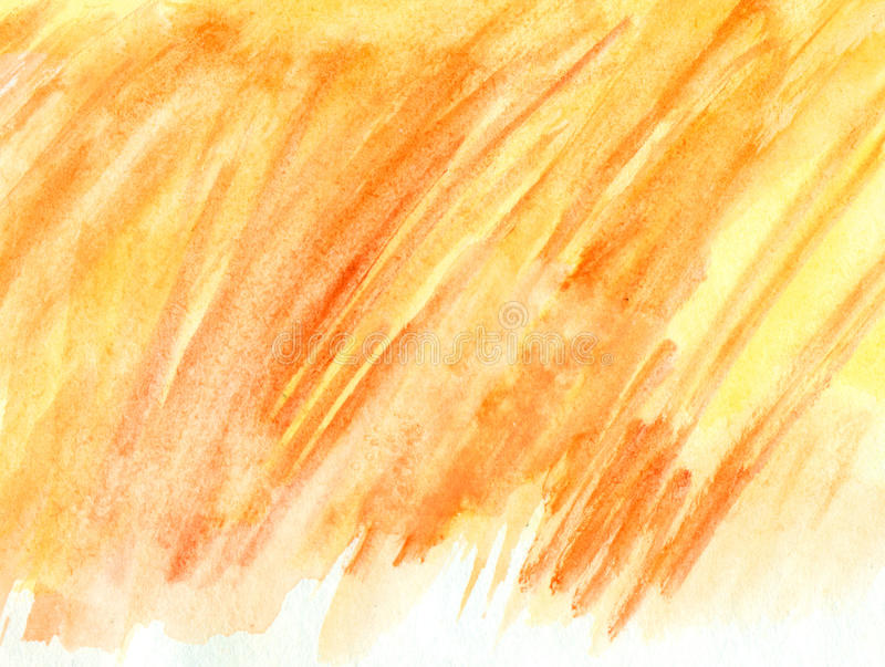 Movimientos Varicoloured del agua-color Fondo libre illustration