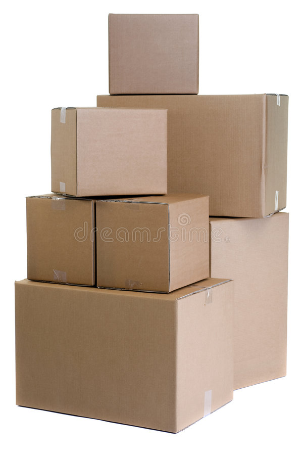 Download Moving stock photo. Image of unpacking, isolated, packing - 3138182