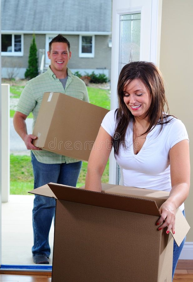 Download Moving Day Stock Photos - Image: 5047193