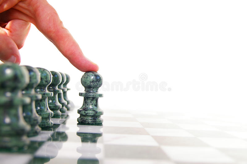 Moving forward stock photography