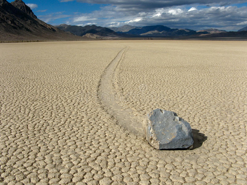 Moving Rock stock images