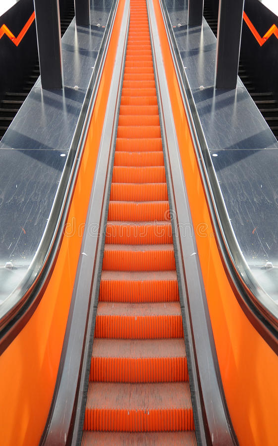 Free Moving Staircase Stock Photography - 34563962