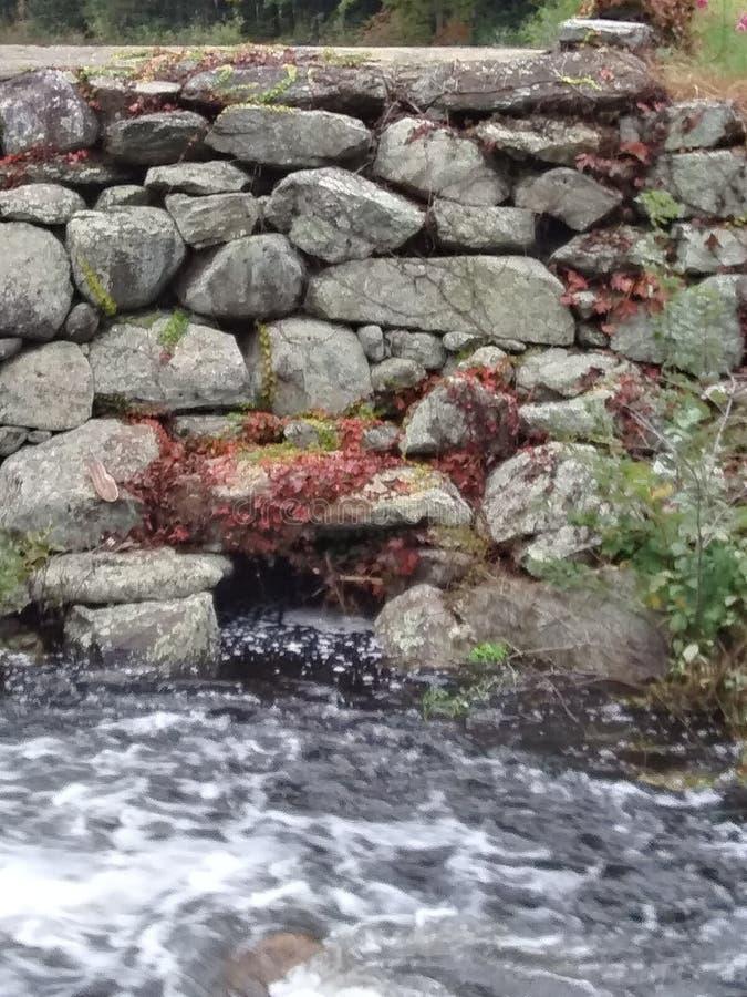 moving vatten royaltyfri bild