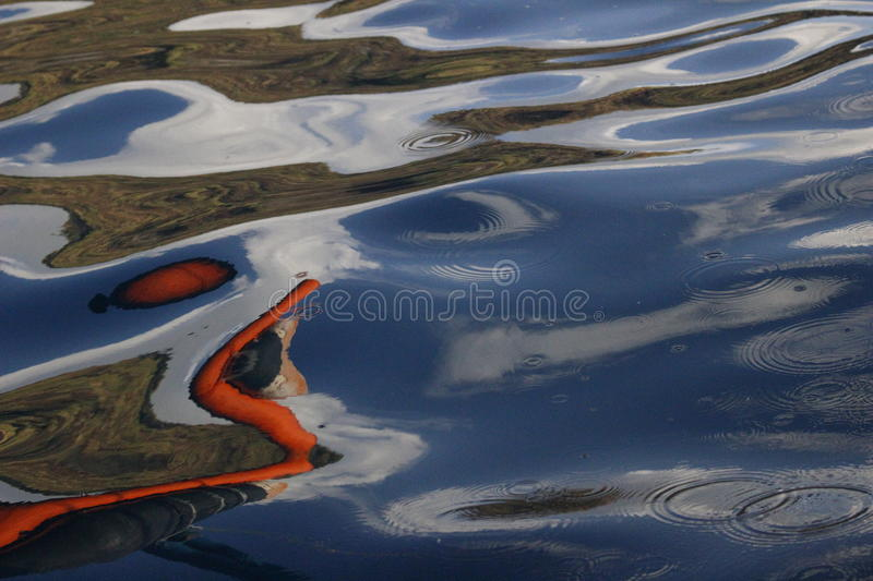 Moving water stock images
