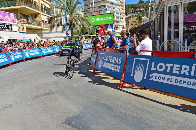 Movistar Cycle Race Team stock photos