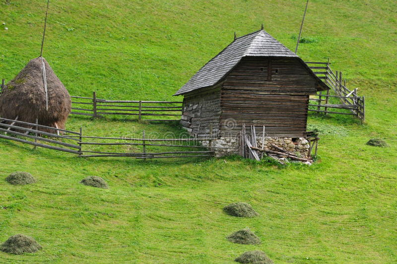 Download Mower House / Romania Royalty Free Stock Photography - Image: 11035547