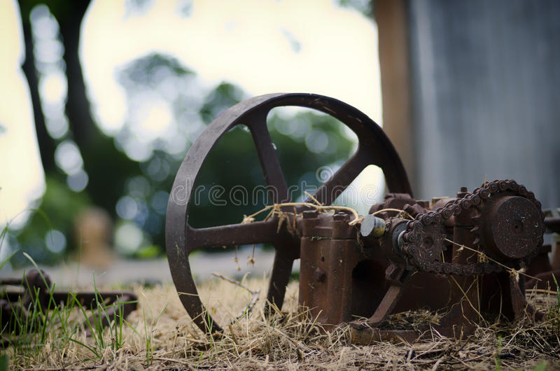 Mowing Machine Vintage