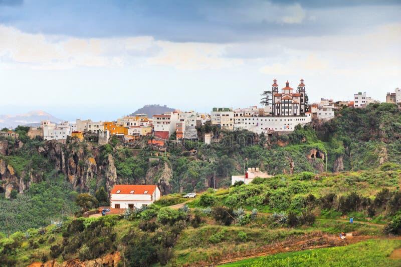 Moya, Gran Canaria fotos de stock