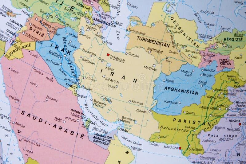 Moyen-Orient photo libre de droits